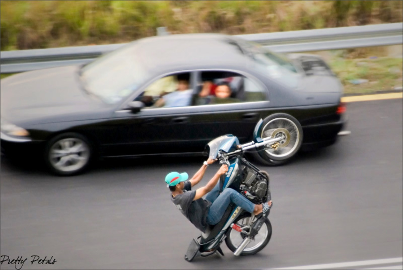 Illegal street racing research papers