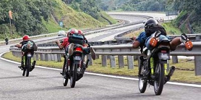 Street Races To Counter The Growing Number Of Illegal Motorcycle Racing Problem That Has Sprung Up He Said A Large Malaysians Turned