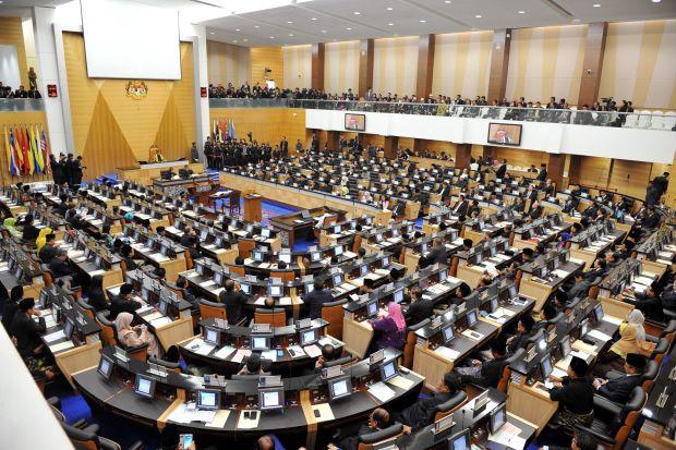 Dewan Rakyat, gambar dari themalaysiantimes.com.my