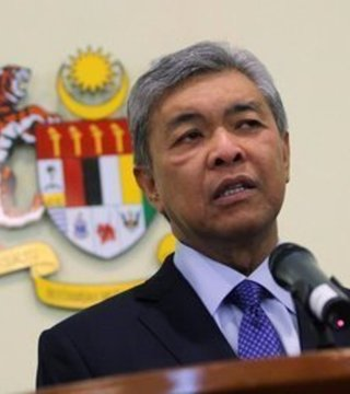 ​Zahid Hamidi: 137 People Arrested Over Suspected IS Links So Far