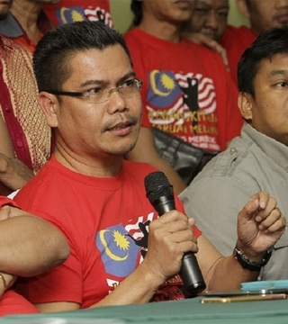 Jamal Yunos Arrested At KLIA Today