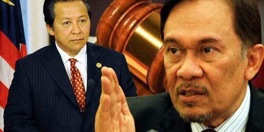 Anwar To Pay RM 100,000 Costs To Anifah Aman After Losing Defamation Suit