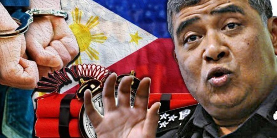 IGP Confirms Arrested Bomb Expert In Philippines Is Malaysian Citizen