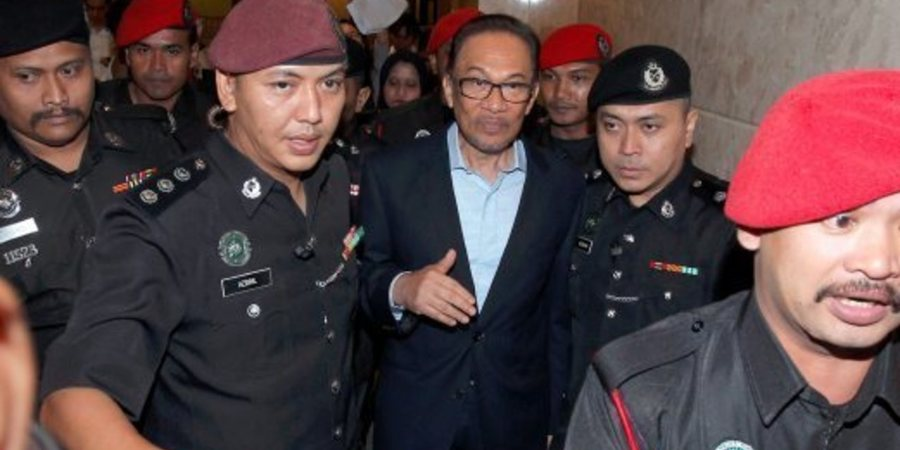 Anwar's Appeal Against Pardons Board's Decision To Be Brought To Federal Court