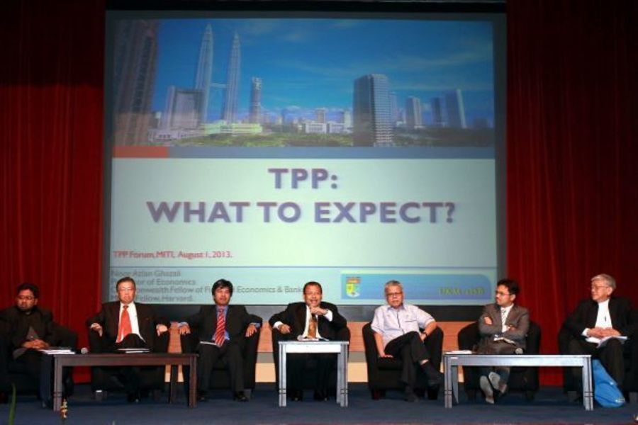 TPPA in layman's terms, shorn of the jargon