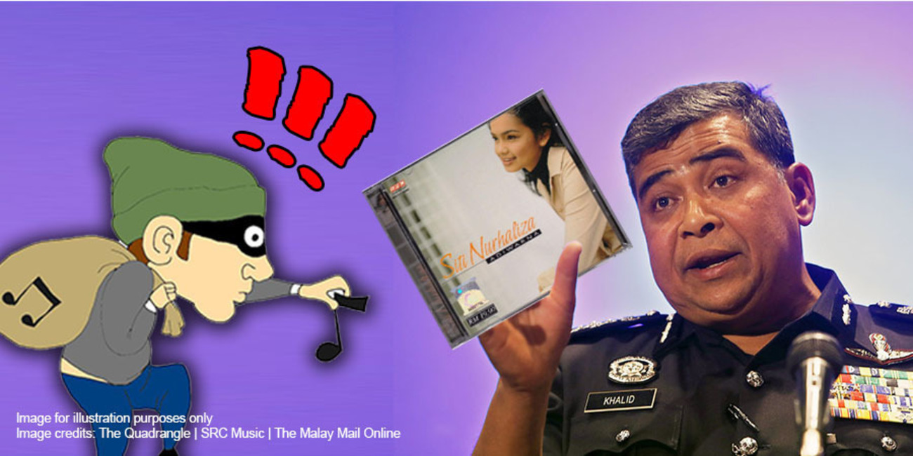 If my art or music gets stolen, can Malaysian copyright law protect me?