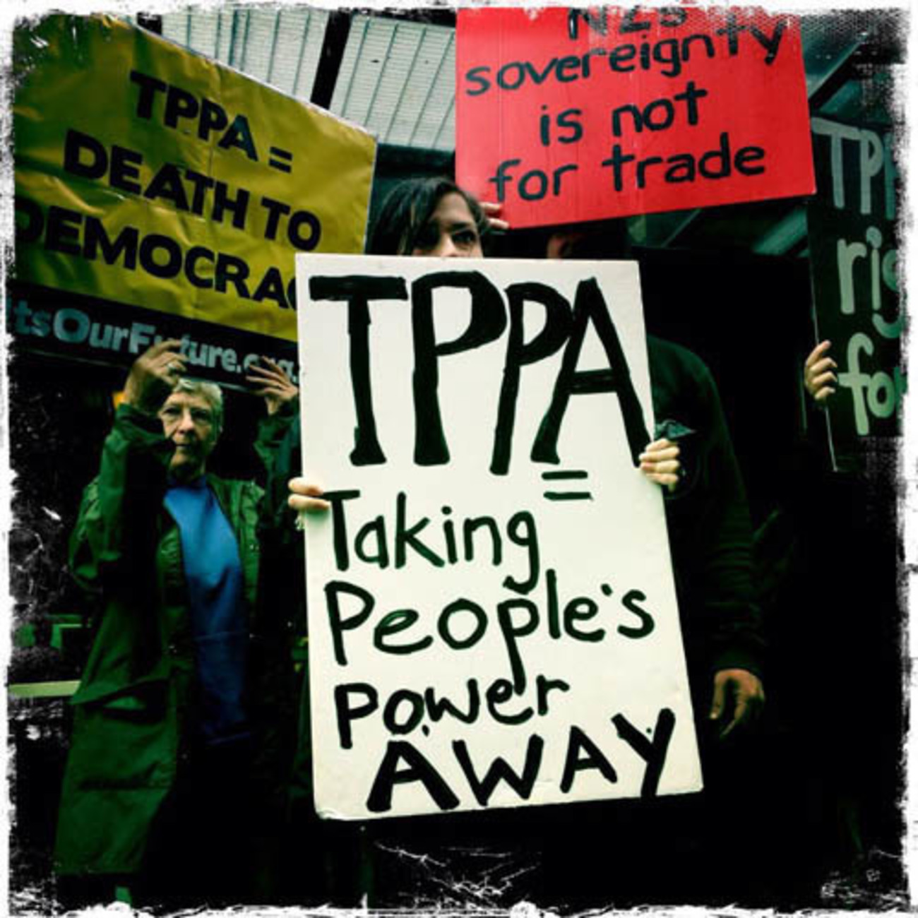 Trade unionists, activists 'confused' on TPPA